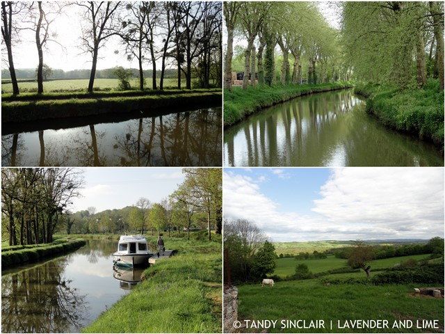 The French Countryside A Barging Holiday In France