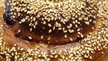 Sephardic Challah