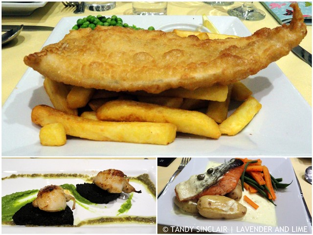 Our Dinner At Bettyhill Hotel