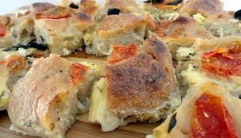 Savoury Bread Pudding
