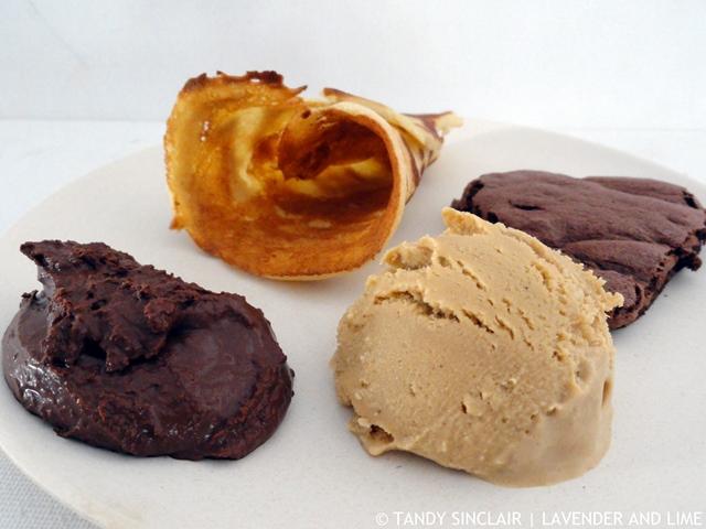 Licorice Ice Cream