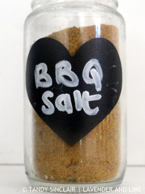 Barbecue Salt