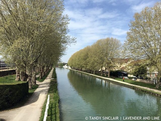 Leaving Migennes To Tannay