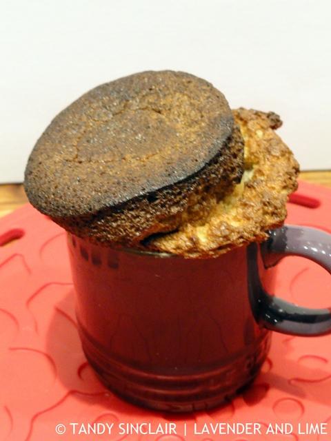 Chestnut Soufflé