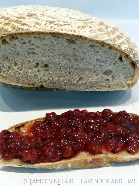 Red Currant Conserve