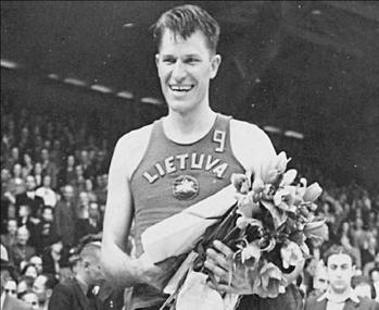 O Lubin πρωταθλητής Ευρώπης με τη Λιθουανία