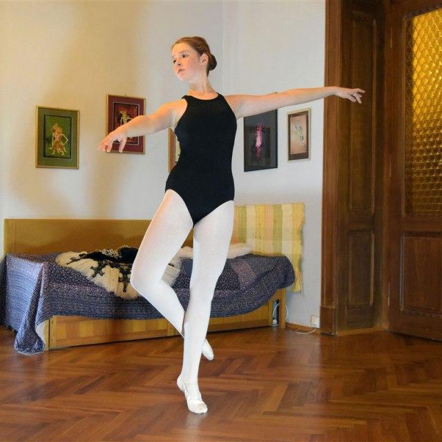 Soukromá hodina baletu