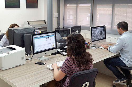 diseño gráfico, fotografía, integraciones, gestión de color, diseño web