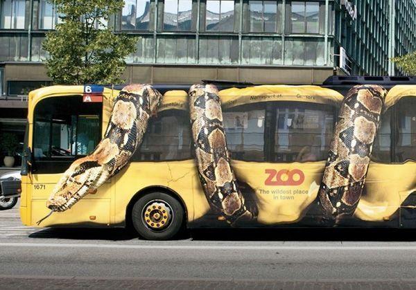autobus marketing guerrilla