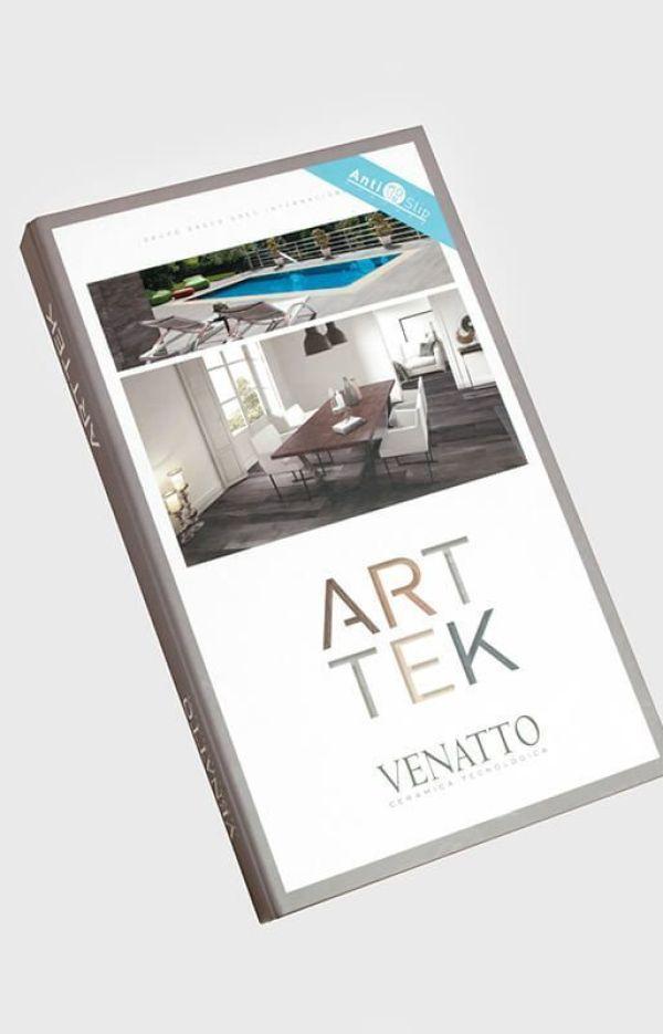 carpeta arttek - diseño gráfico