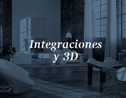 integracion 3d