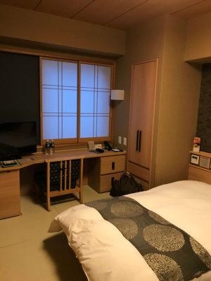 ドーミーイン富山 室内