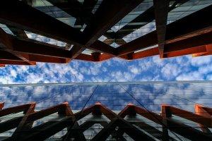 travel, sky, architecture