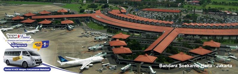 Sewa Hiace Jakarta Ke Bandara Soekarno Hatta