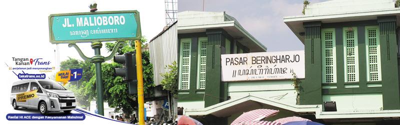 Sewa Hiace Jakarta Ke Destinasi Wisata Yogya
