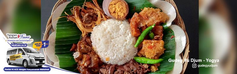 Sewa Hiace Jakarta Ke Kuliner Yogya