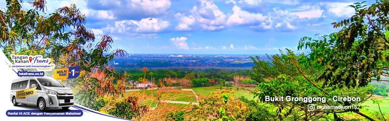Sewa Hiace Jakarta ke Wisata Cirebon
