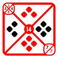 squadratik - carta de juego