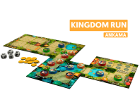 Kingdom Run juego de mesa ankama last level