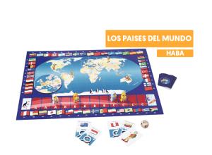 Paises del mundo reseña juego de mesa haba