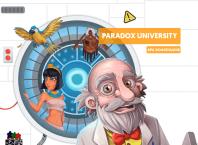 paradox university juego de mesa apaboardgame memory familiar