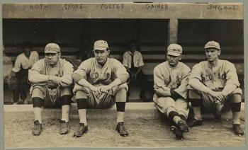 babe ruth and players