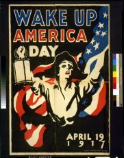 poster wake up amer. day