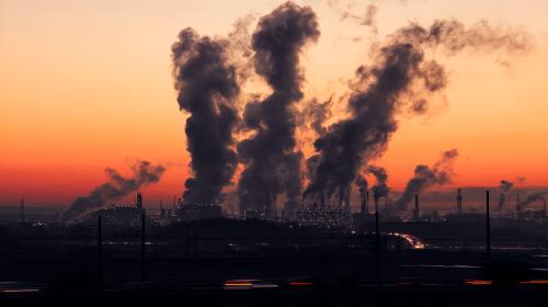Hausse de la pollution avec le déconfinement