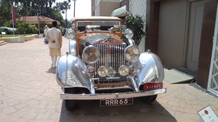 Rolce Royce from Rajkot