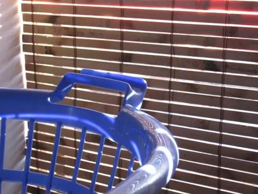 light bamboo-basket