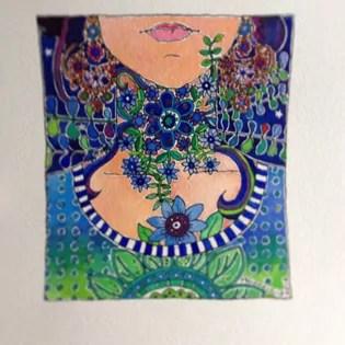 Painting 6 -SpeakOut_BeHeard