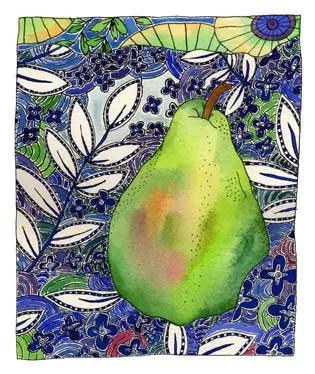 tangerinemeg_pear-on-pattern_315
