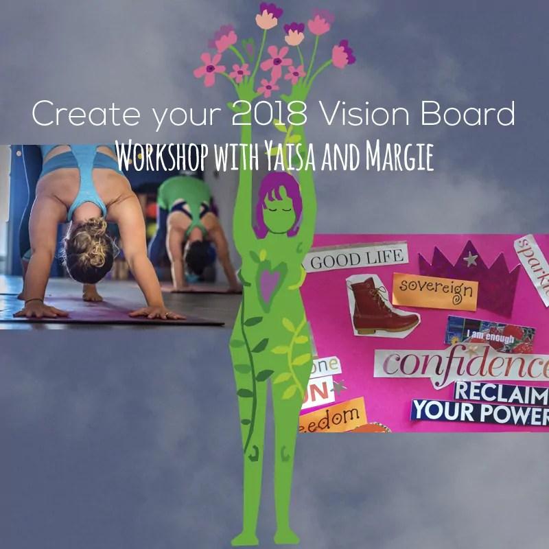 vision board workshop graphic