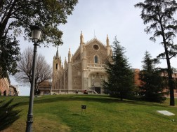 a church in Madrid