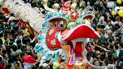 Dai Loong Chinese Dragon