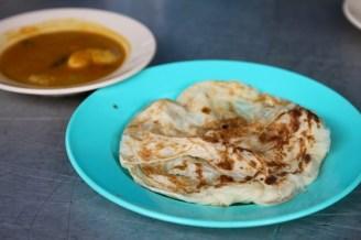 Malaysian Roti