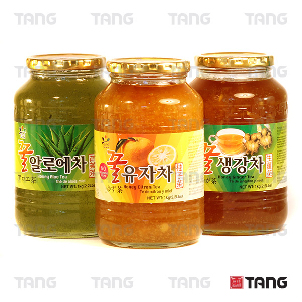 Shin Sun Mi Honey Tea Range from Korea