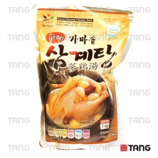 Shin Sun Mi Korean Ginseng Chicken Stew Uncondensed