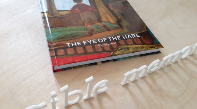 The Eye of The Hare – photos of the book