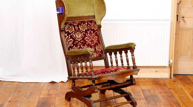 A Therapeutic Rocking Chair