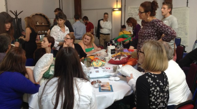 Conference guest blog by Ann Rippin