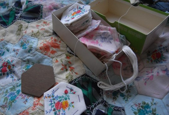 Quilting: Cradle to Grave