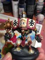 15. Done! Time to base the model.