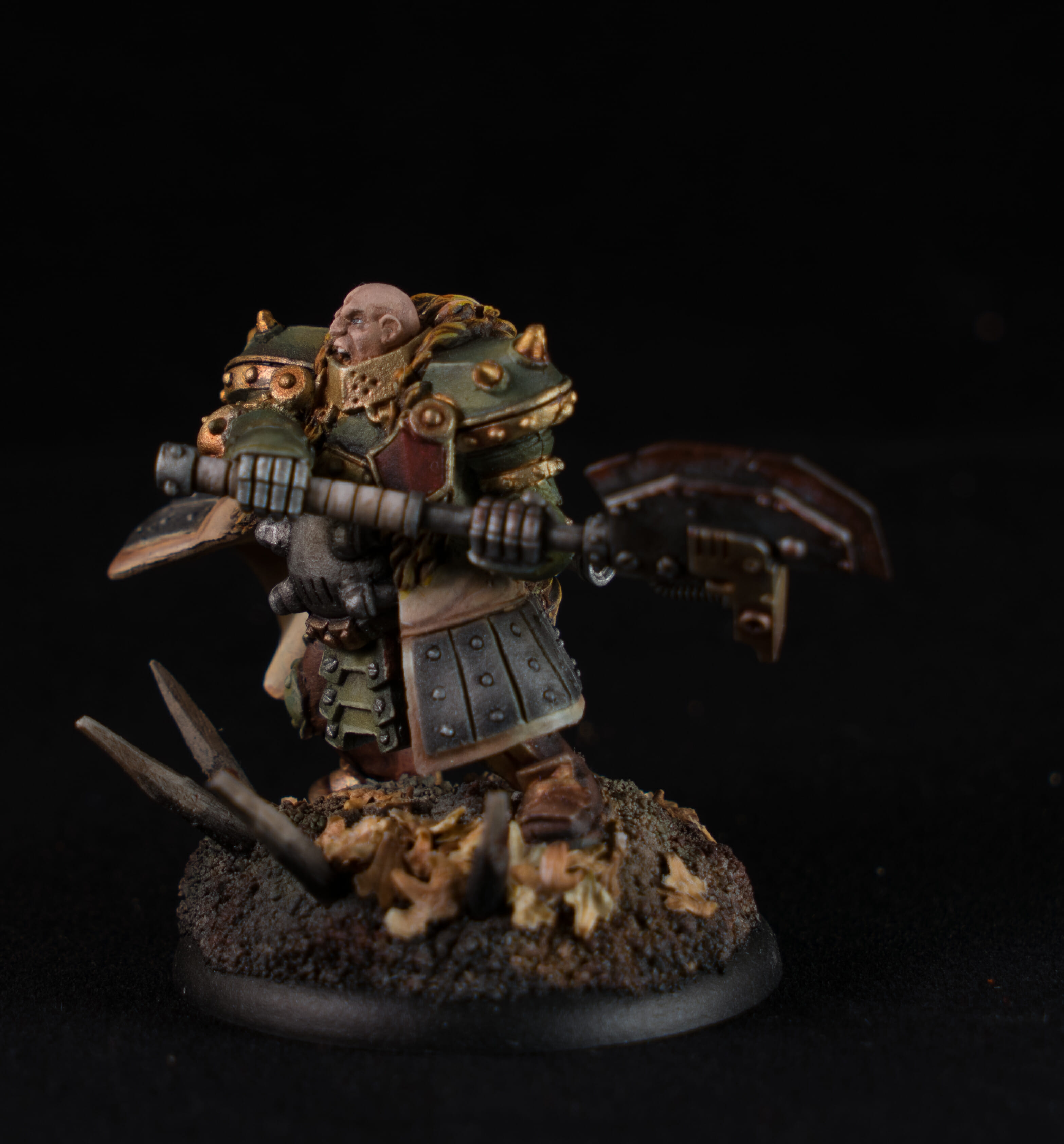 The Butcher of Khardov (Privateer Press)The Butcher of Khardov (Privateer Press)