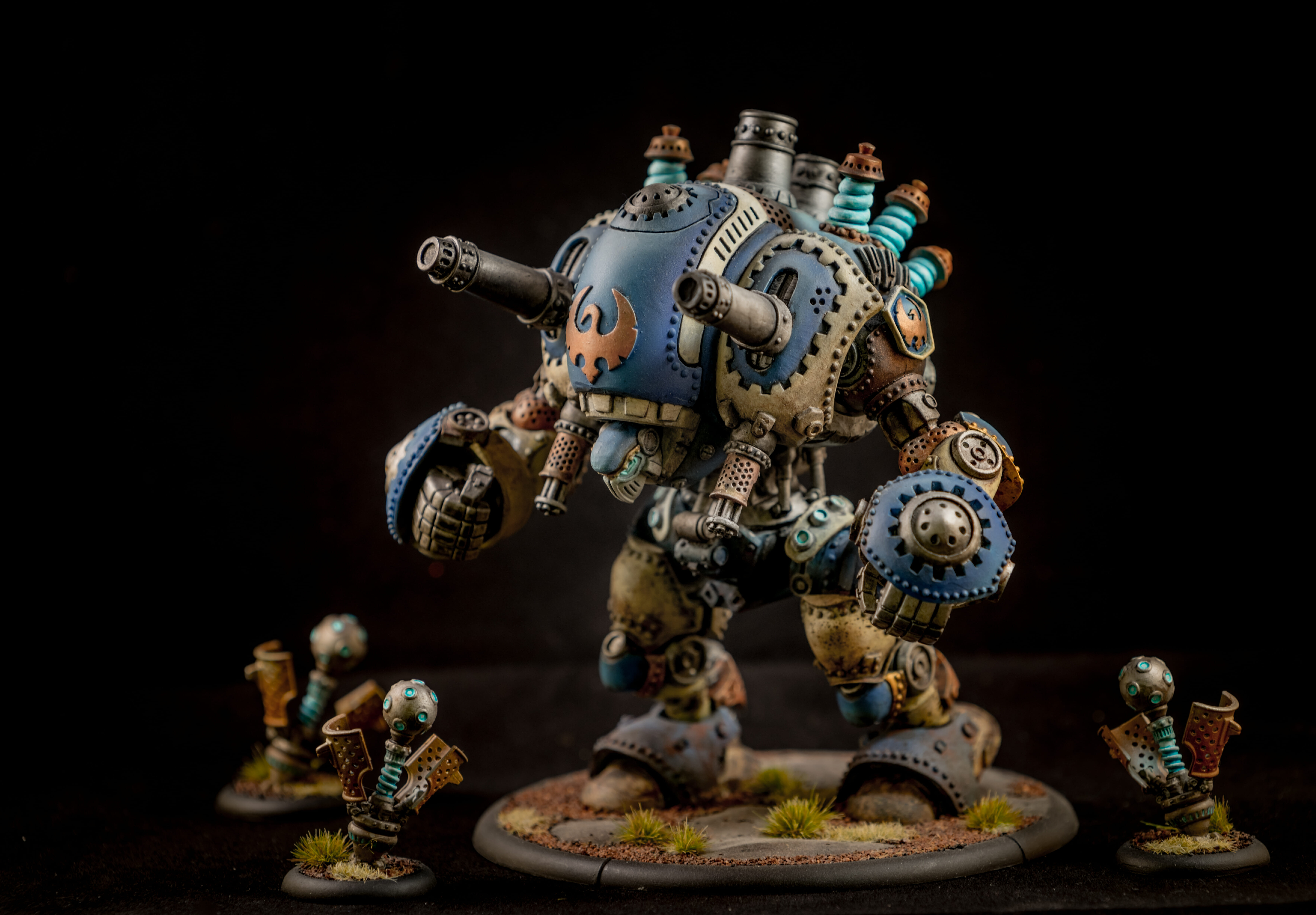 Stormwall (Privateer Press)