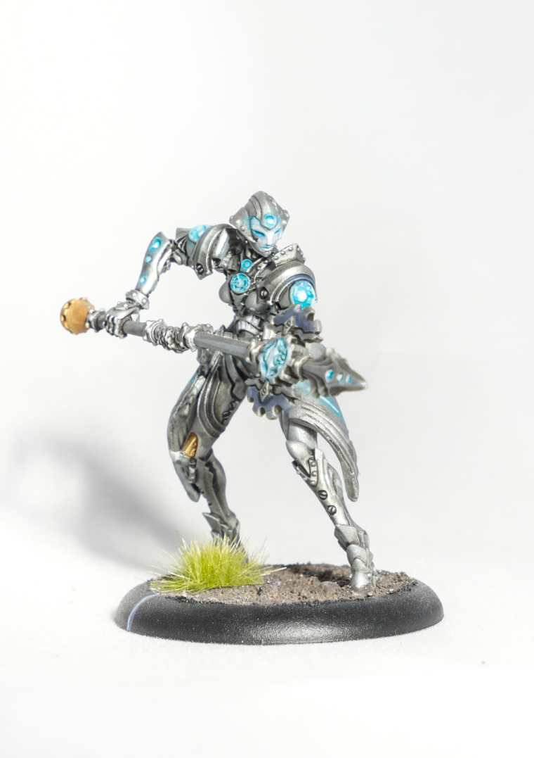 Steelsoul Protector (Privateer Press)