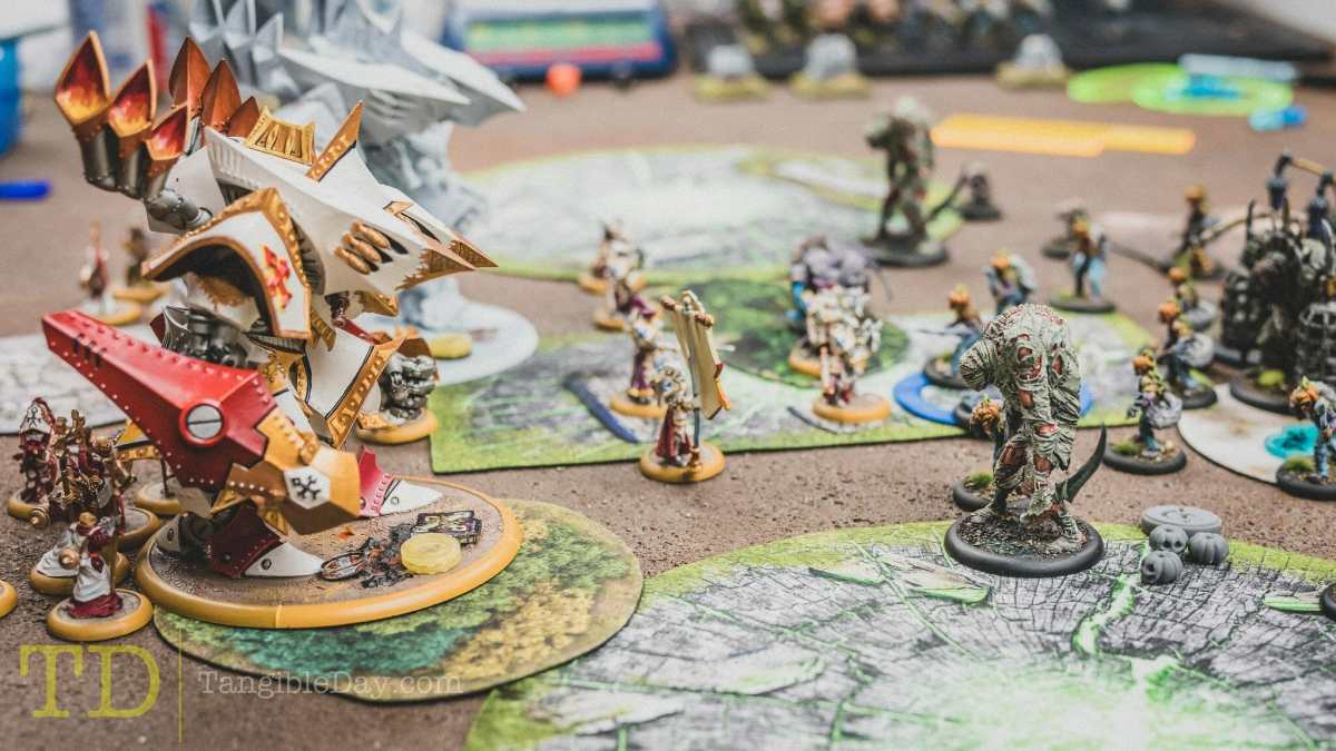 Why Should You Play Warmachine/Hordes?