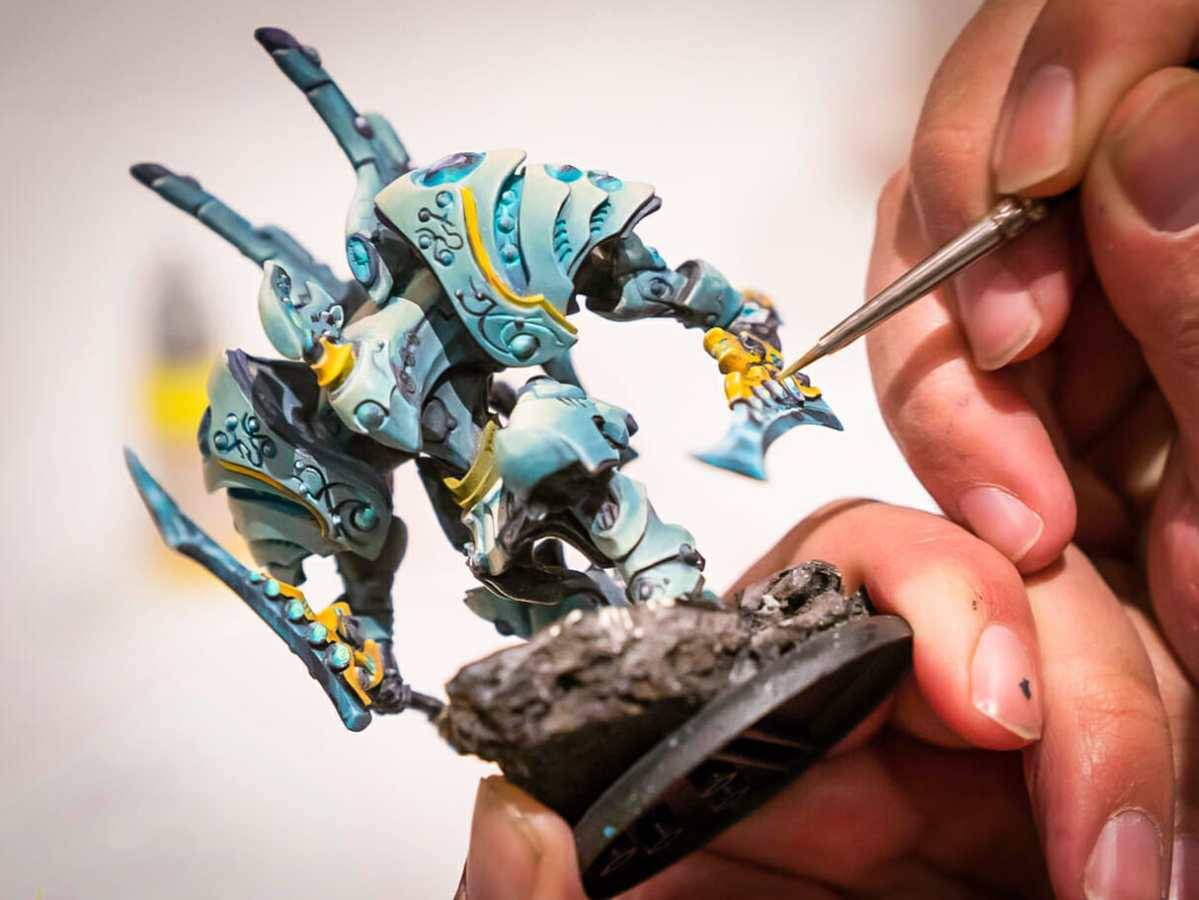 Best Brush for Miniature Painting?