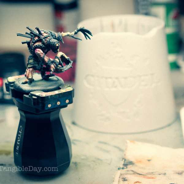 Games Workshop CItadel Painting Handle, XL Painting Handle, and Assembly Painting Handle review