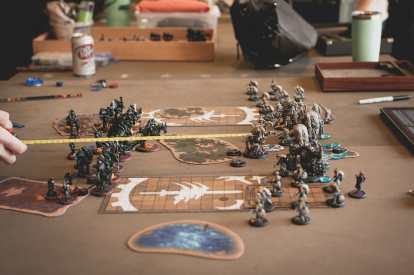 Write better battle reports with five essential camera shots